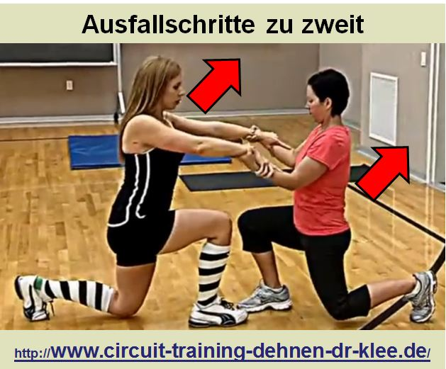 Circuit Training exercise Zirkeltraining Übung